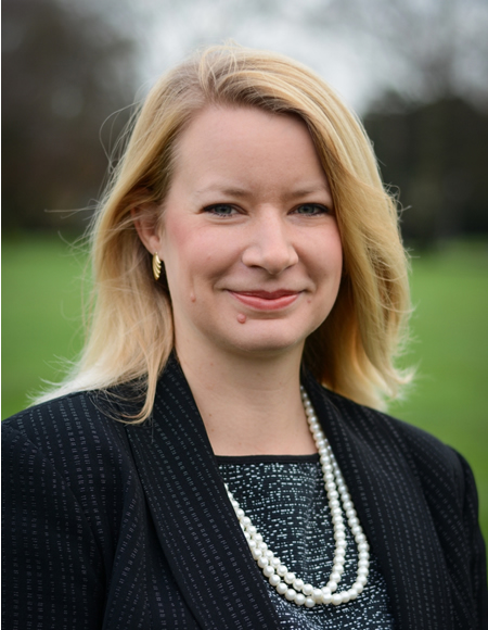 Caroline Ljubisic, Head of Lettings